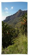 Masca Valley And Parque Rural De Teno 2 Beach Towel