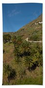Masca Valley And Parque Rural De Teno 3 Beach Towel