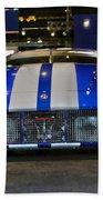 Maserati Racer Beach Towel