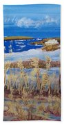 Matagorda Island Texas Beach Towel