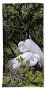 Mating Season Beach Towel