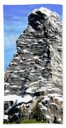 Matterhorn Peak Beach Towel