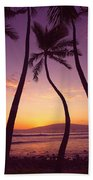 Maui Palms Beach Towel