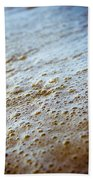 Maui Shore Bubbles Beach Towel