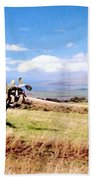 Maui Upcountry Beach Towel