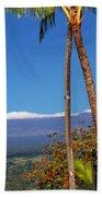Mauna Kea  Beach Towel