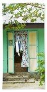 Maupiti Doorway Beach Towel