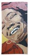 Maya Angelou Beach Sheet