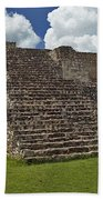 Mayan Ruins 2 Beach Towel