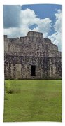 Mayan Ruins 3 Beach Towel
