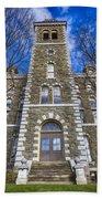 Mcgraw Hall - Cornell University Beach Towel