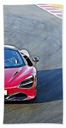 Mclaren 720s Beach Towel