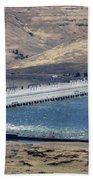 Mcnary Dam Beach Towel