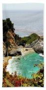 Mcway Falls 2 Beach Towel