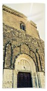 Medieval Abbey - Fossacesia - Italy 5 Beach Towel