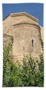 Medieval Abbey - Fossacesia - Italy 7 Beach Towel