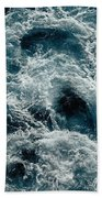 Mediterranean Sea Art 112 Beach Towel