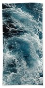 Mediterranean Sea Art 113 Beach Towel