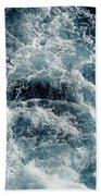 Mediterranean Sea Art 116 Beach Towel
