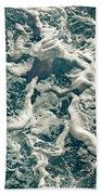 Mediterranean Sea Art 55 Beach Towel