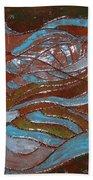 Medusa - Tile Beach Sheet