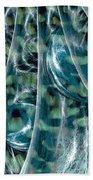 Medusozoan Veils Beach Towel