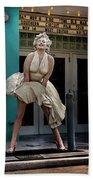 Meet Marilyn Beach Towel