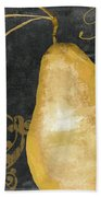 Melange French Yellow Pear Beach Towel