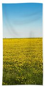 Mello Yellow Beach Towel