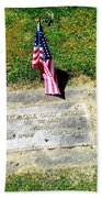 Memorial Day 2017 -  Vietnam Military Beach Towel