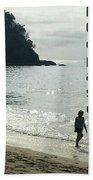 Mensaje A Una Hermana  Beach Towel