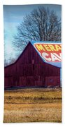 Meramec Caverns Barn Beach Towel