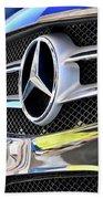 Mercedes Benz  Beach Towel