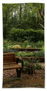 Botanic Garden Beach Towel