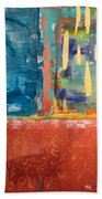 Mermaid Dreams Beach Towel