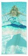 Mermaid Escape 2 Beach Towel