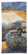 Mesa Arch Magic Beach Sheet