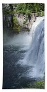 Mesa Falls Beach Towel