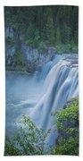 Mesa Falls - Yellowstone Beach Towel
