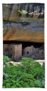 Mesa Verde National Park 4 Beach Towel