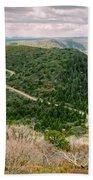 Mesa Verde Park Overlook II Beach Towel