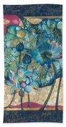 Metamorphosis Beach Towel