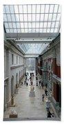 Metropolitan Museum Of Art Beach Towel