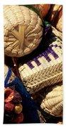 Mexican Baskets Beach Towel