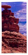Mexican Hat Beach Towel