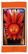 Mexican Sun Beach Sheet