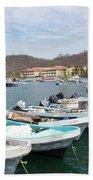 Mexican Transportation Beach Towel