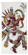 Mexico: Quetzalcoatl Beach Sheet