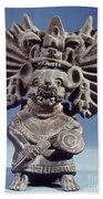 Mexico: Vampire Goddess Beach Sheet