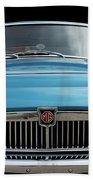 Mgc Classic Car Beach Towel